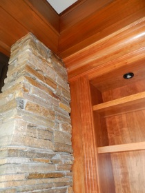 Transitioning into Stone Pillar